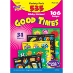 Good Times - Stinky Stickers (535 stickers, 106 designs)-3001