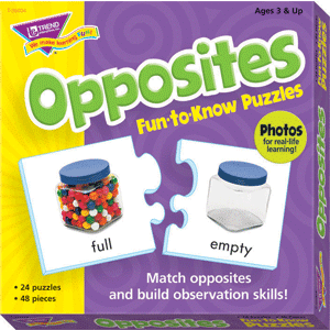 Opposites - Fun To Know Puzzles-0