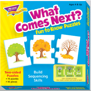 What Comes Next? - Fun To Know Puzzles-0