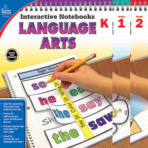 Interactive Notebooks Language Arts K-2-0