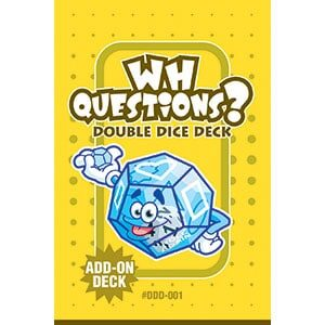 Wh Questions? Double Dice Add-On Deck-0