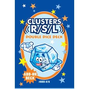 Clusters R/S/L Double Dice Add-On Deck-0