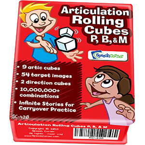 Articulation Rolling Cubes P/B/M-0