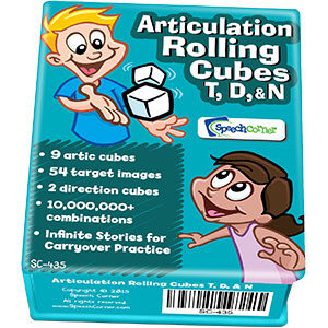 Articulation Rolling Cubes T/D/N-0