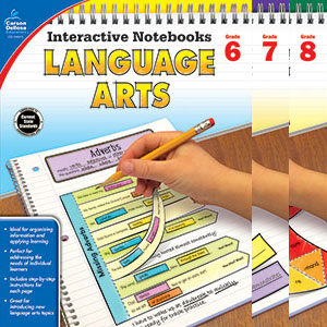 Interactive Notebooks Language Arts 6-8-0