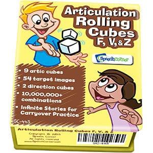 Articulation Rolling Cubes F/V/Z-0