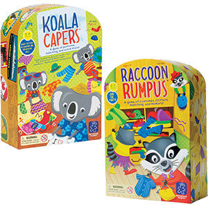 Raccon Rumpus + Koala Capers Bundle-0