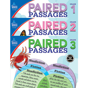 Paired Passages Grades 1-3-0