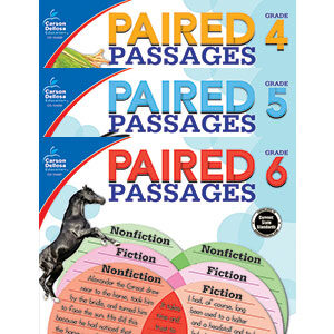 Paired Passages Grades 4-6-0