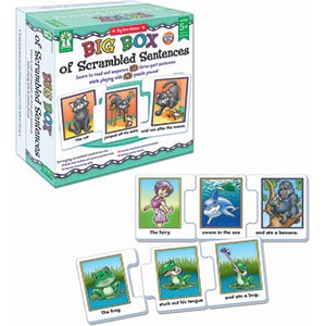 Big Box of Scrambled Sentences-0