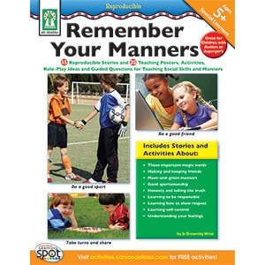 Remember Your manners-0