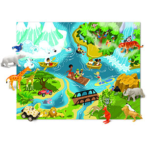 3-D Story Starters-3797