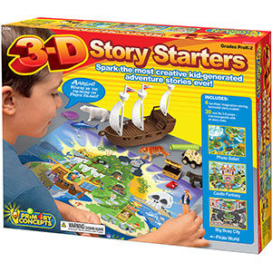 3-D Story Starters-0