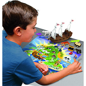 3-D Story Starters-3798