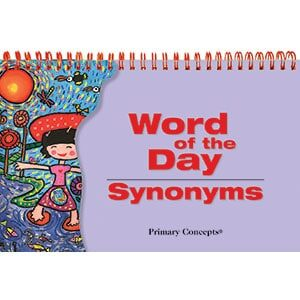Word of the Day - Synonyms-0