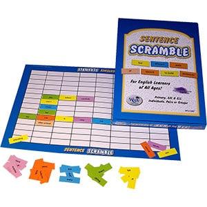 Sentence Scramble-0