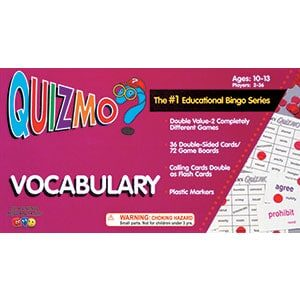 Quizmo? Vocabulary-0