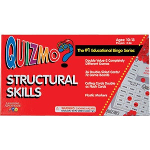 Quizmo? Structural Skills-0