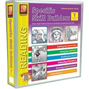 Specific Skill Builders-0