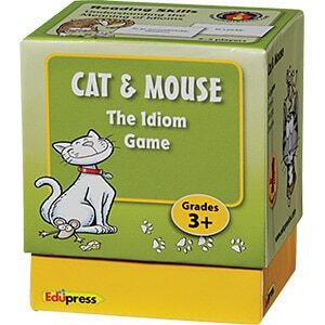 Last One Standing - Cat & Mouse: The Idiom Game-0