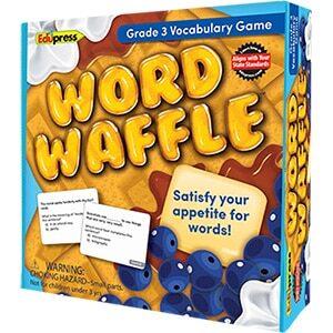Word Waffle: Grade 3-0
