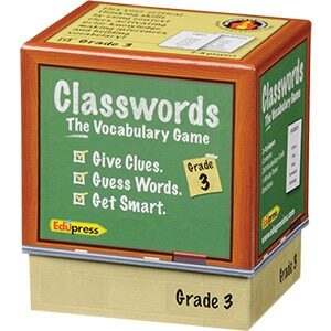 Classwords: The Vocabulary Game - Grade 3-0