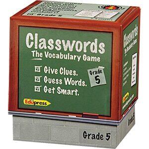 Classwords: The Vocabulary Game - Grade 5-0