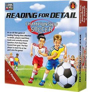 Reading for Detail - Championship Soccer-0