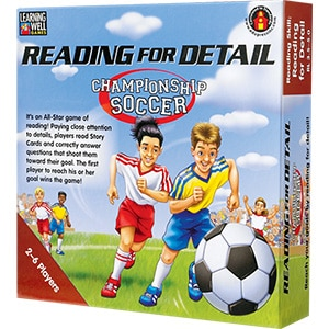 Reading for Detail - Championship Soccer-0