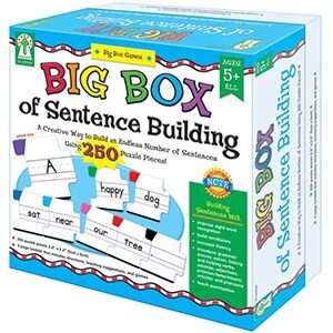 Big Box of Sentence Building-0