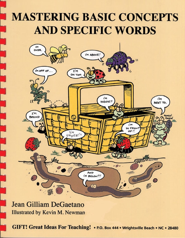 Mastering Basic Concepts and Specific Words-4695