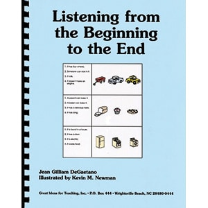 Listening from the Beginning to the End-0