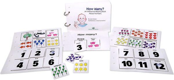 Interactive Reading Books: How Many?-4396