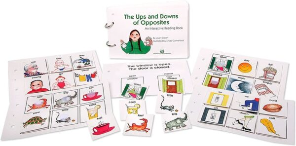 Interactive Reading Books: The Ups and Downs of Opposites-4416