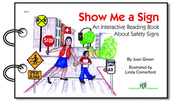 Interactive Reading Books: Show Me a Sign-4452