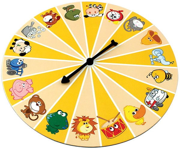 Bzzz Oink Bingo-4553