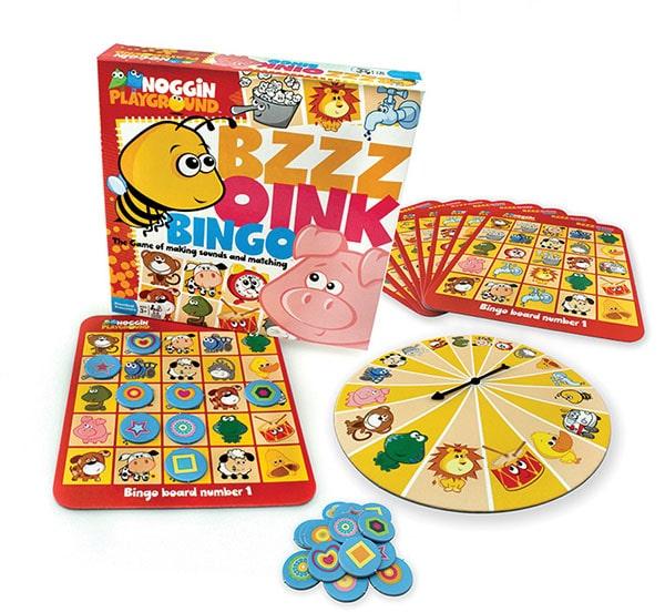 Bzzz Oink Bingo-4554
