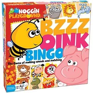 Bzzz Oink Bingo-0