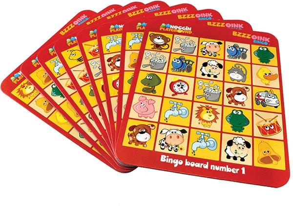 Bzzz Oink Bingo-4557