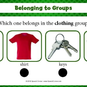 Spot On! Belonging to Groups-4315