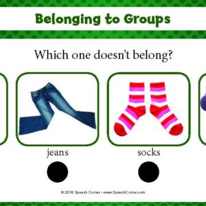 Spot On! Belonging to Groups-4314