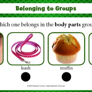 Spot On! Belonging to Groups-4313