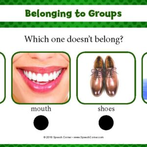 Spot On! Belonging to Groups-4316