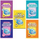Double Dice Deck Bundle: Questions (DDD-001, 012, 013, 037, 038)-4958
