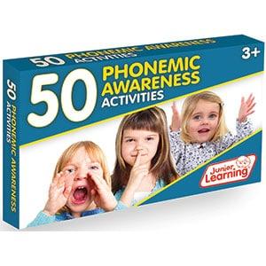 50 Phonemic Awareness Activities-5350