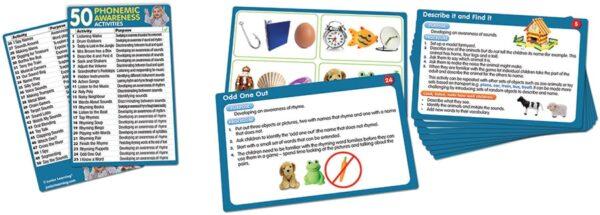 50 Phonemic Awareness Activities-5353