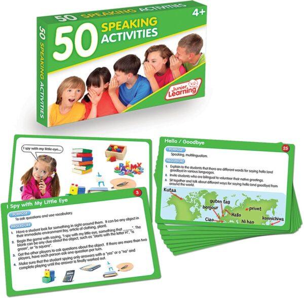 50 Speaking Activities-4963