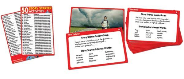 50 Story Starter Activities-5262