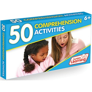 50 Comprehension Activities-4981