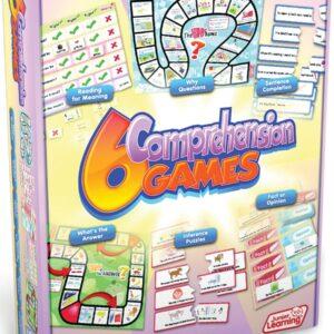 6 Comprehension Games-0